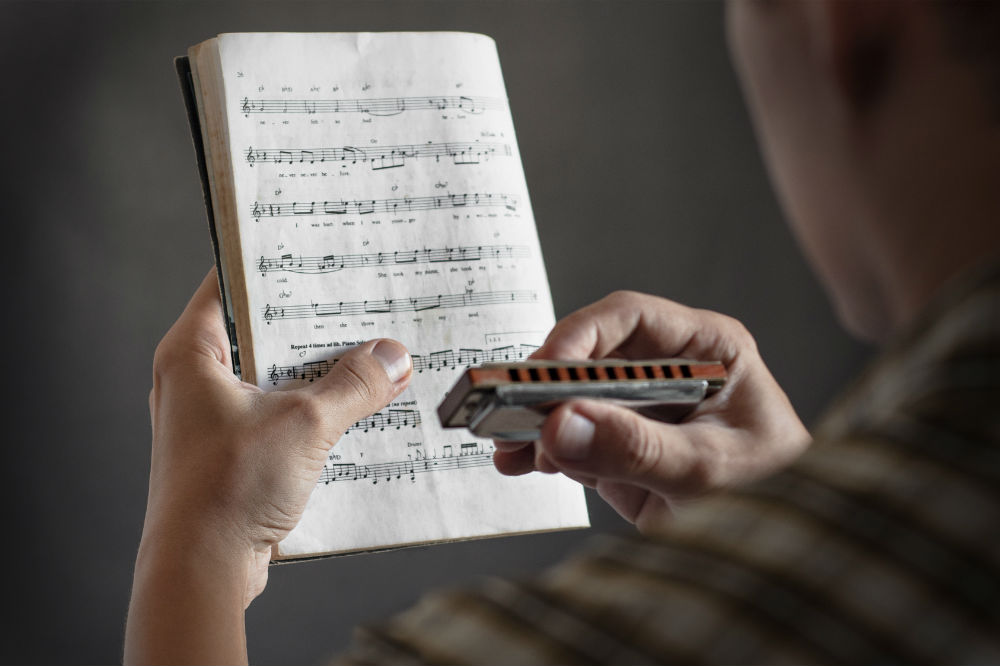 good harmonica for beginners to buy